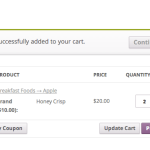 Change Continue Shopping Link in WooCommerce
